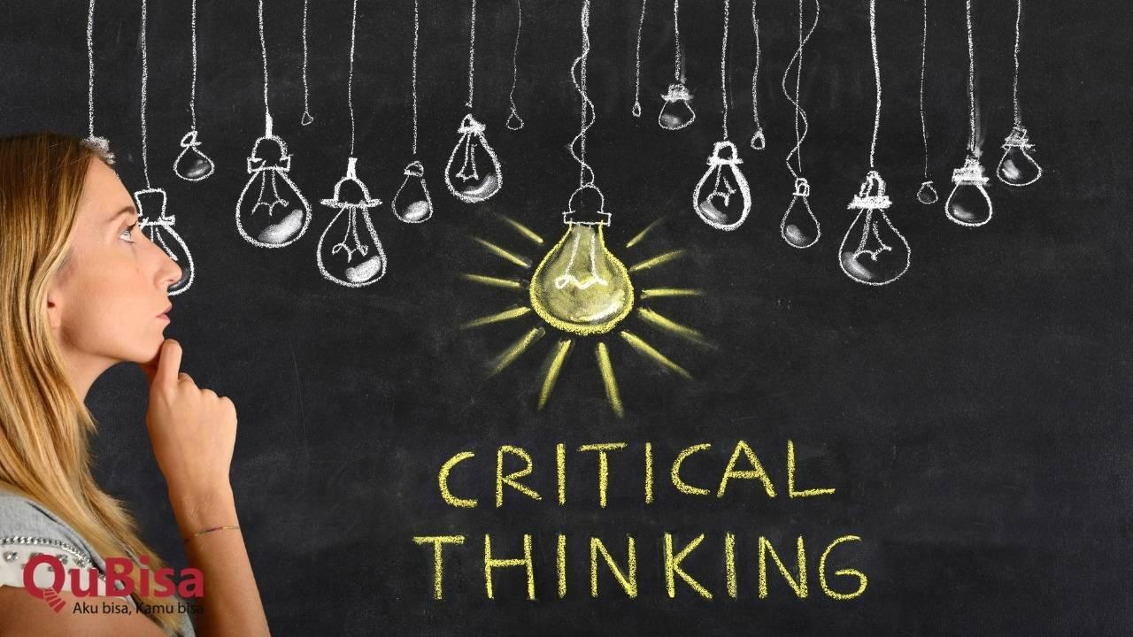 Melatih Berpikir Kritis dan Manfaatnya