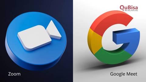 Aplikasi Zoom dan Google Meet untuk Webinar dan Cara Penggunaannya