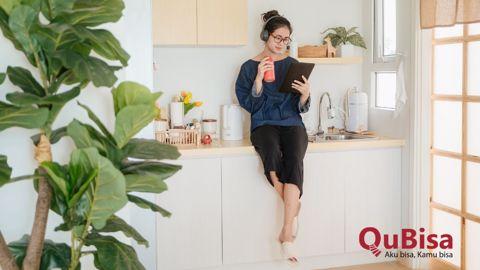 4 Kegiatan Produktif di Rumah saat Kondisi New Normal