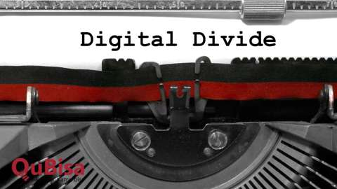 Keadaan Digital Divide di Indonesia Menurut Global Competitive Index