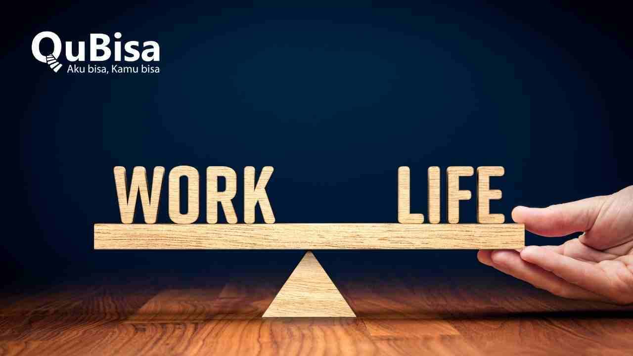 4 Tips Meraih Work Life Balance