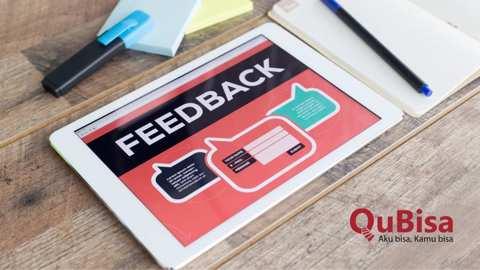 Memahami Cara Memberi dan Menerima Feedback dalam Bisnis