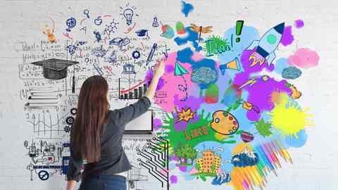 Tips Berpikir Lebih Kreatif
