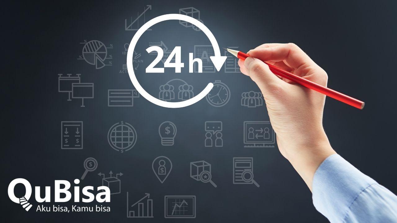 berjualan di media sosial bisa 24 jam sehari