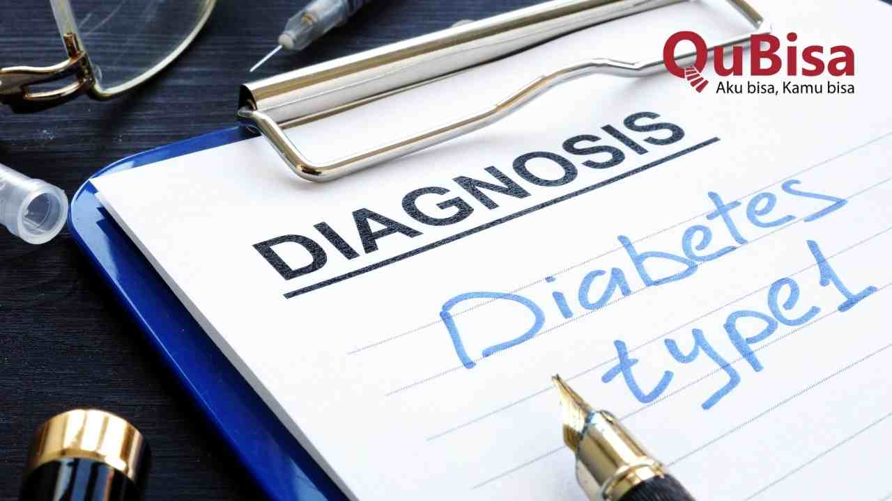 Penyebab diabetes tipe 1