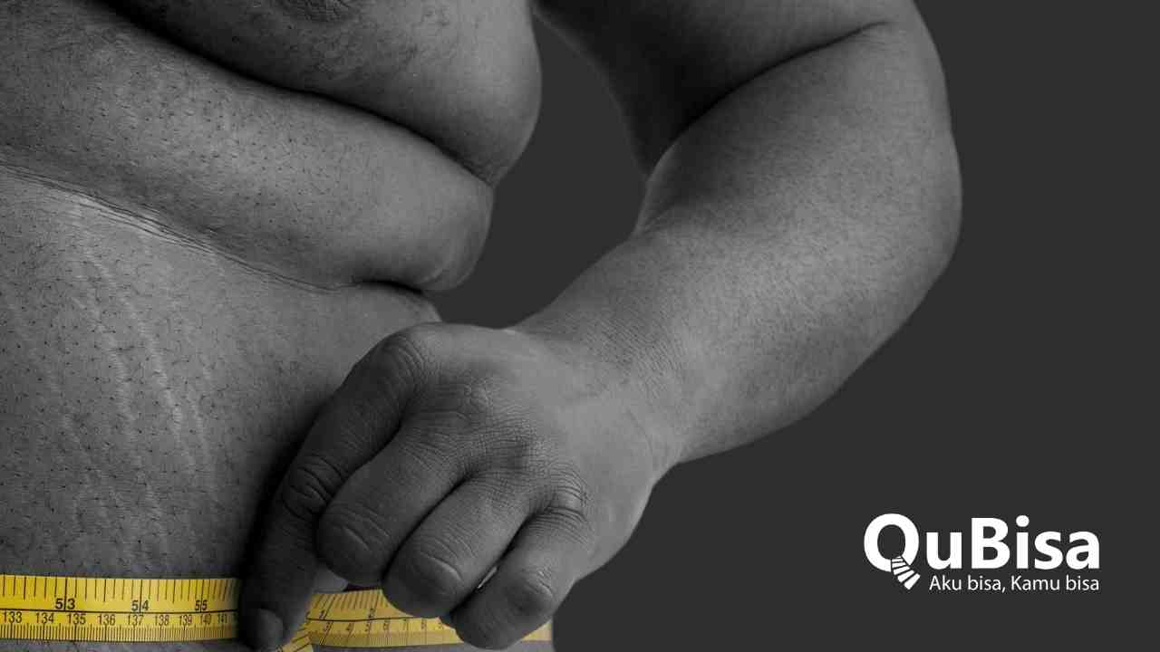 Obesitas juga merupakan salah satu penyebab diabetes