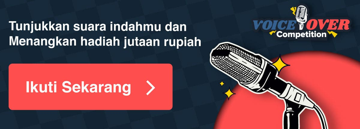 Kompetisi Voice Over