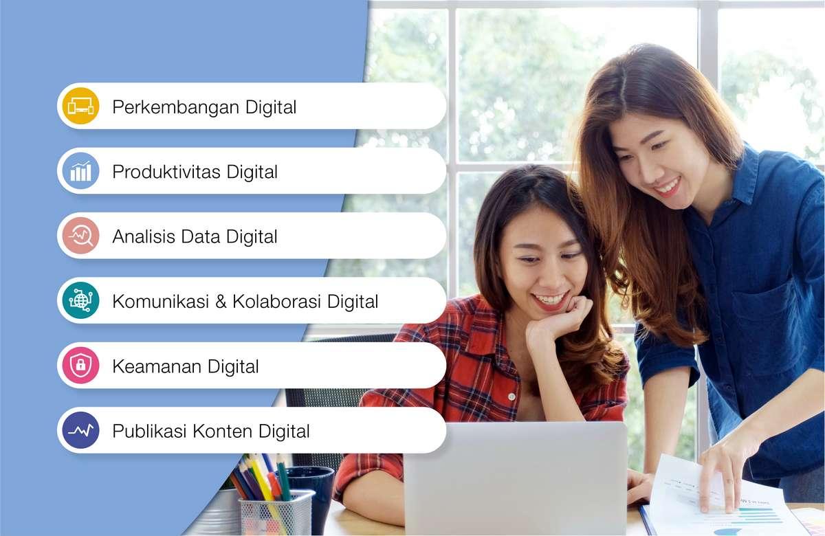 Keterampilan Digital Milenial