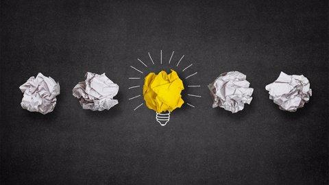 5 Cara Menghasilkan Ide Brilian
