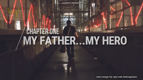Tommy Wong 'My Father My Hero'