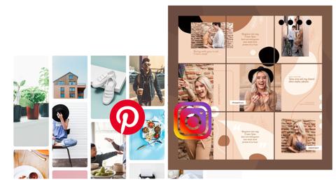 Beberapa Sumber Referensi Desain Untuk Membuat Konten Instagram
