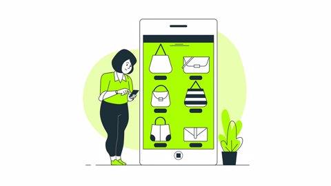Contoh Penggunaan Fungsi 'E-Catalog' Pada Aplikasi WhatsApp Business