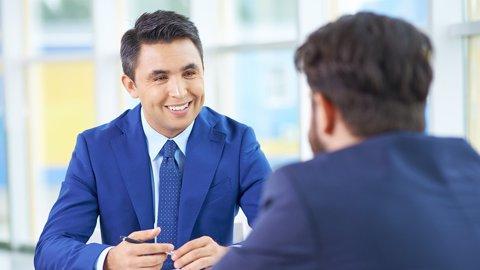 Jalani Sesi Interview Sama dengan Kita Mencari Teman?