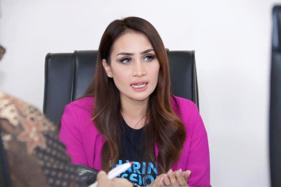 Nyoman Karina Wedhanti