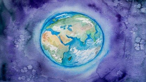 Apakah Benar, Bumi Itu Datar? (Menjawab Teori & Tuduhan Fans Flat Earth)